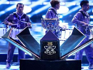 League of Legends 2020 World Champion DAMWON Gaming