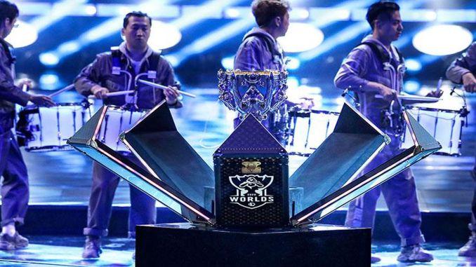 League of Legends 2020 World Champion DAMWON Gaming