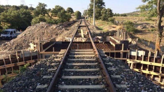 维护和维修马拉蒂亚和库尔塔兰之间的桥涵