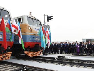 Rautatie Nakhchivaniin Karsista