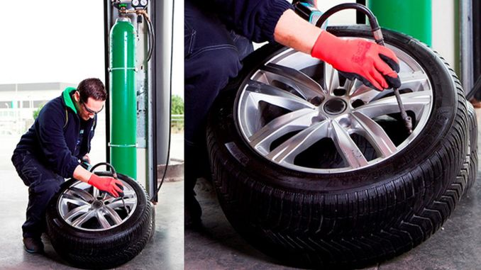 What is nitrogen? How to use it? What are the benefits of pumping nitrogen gas into tires?