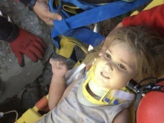 Last minute! Miracle in the Debris in Izmir, Baby Monthly Removed Alive After 91 Hours