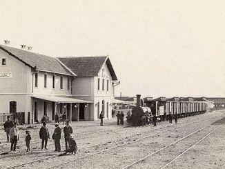 listopad Anatolijskie koleje w historii