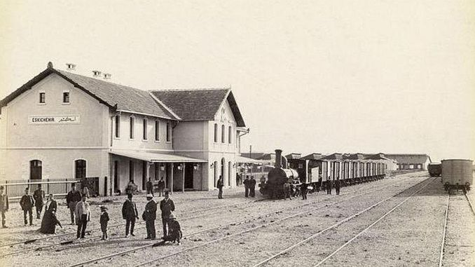 november anatolian railways in history