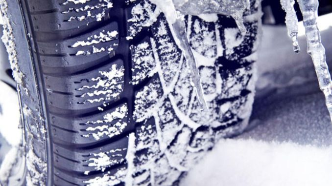 The requirement for winter tires in commercial vehicles starts in December