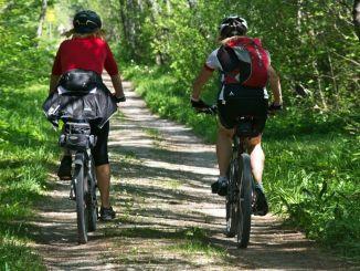 Пилотиращите велосипедни маршрути са създадени с цел разнообразяване на туризма