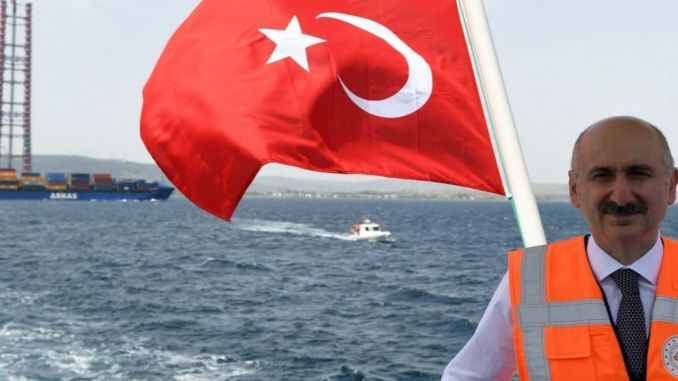 Digital conversion continues on Turkish flagged ships