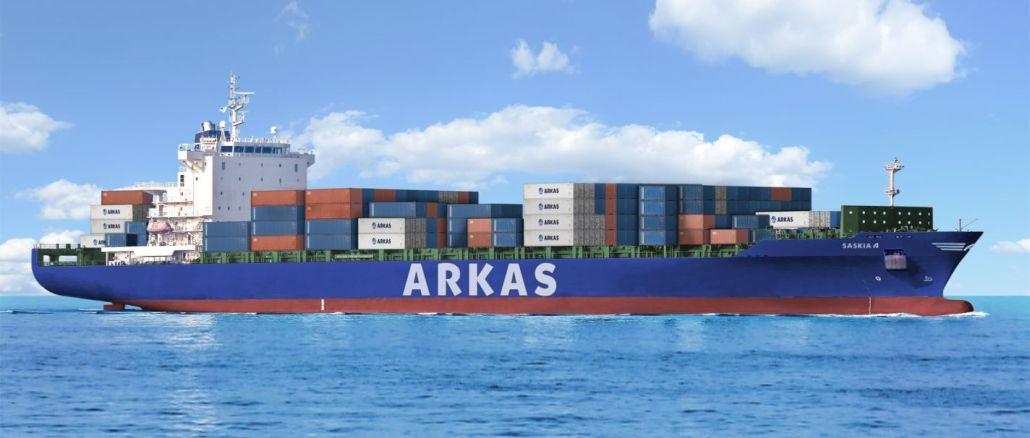 तुर्की जहाज के लिए अवैध खोज के संबंध में फर्म से खुलासा