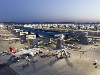turkey aviation world, the field is ready to be transit center