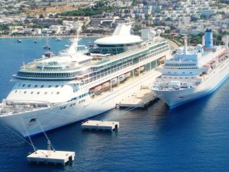 turkey second time was chosen as the best cruise destination in the Mediterranean