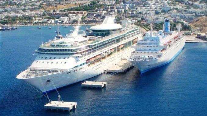 turkey second time was chosen as the best cruise destination in the Mediterranean