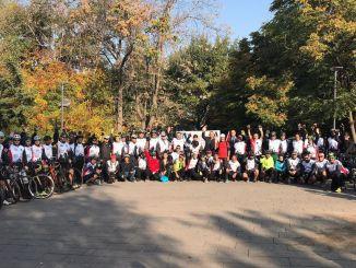 الدراجات الأولى في السنة تملأ المجلس التركيين