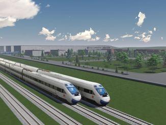 Uraysim 철도 시스템 테스트 센터 프로젝트는 Eskisehir의 국가 사례입니다.