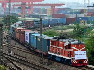Xinjiangist Euroopasse suunduvate rongide arv ületas tuhande piiri