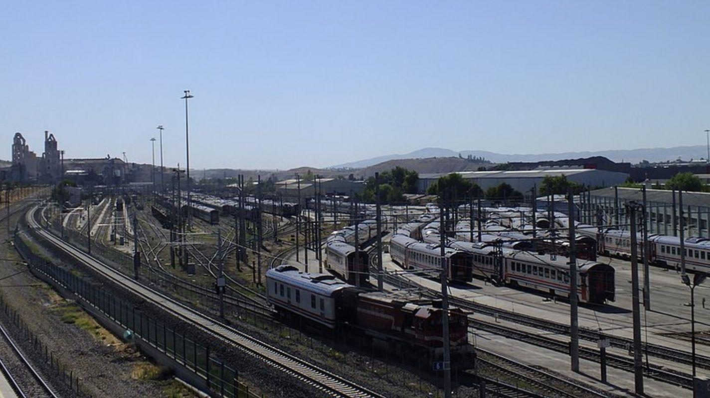 ระบบดับเพลิงจะถูกสร้างขึ้นในสนามสถานี Marsandiz
