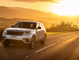 Range Rover Velar In Showrooms With Special Interest Advantage At The End Of The Year