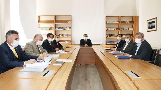 TCDD KIK Meeting Was Held