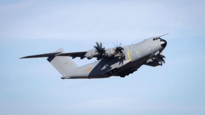 airbus delivers first flight of belgium air force
