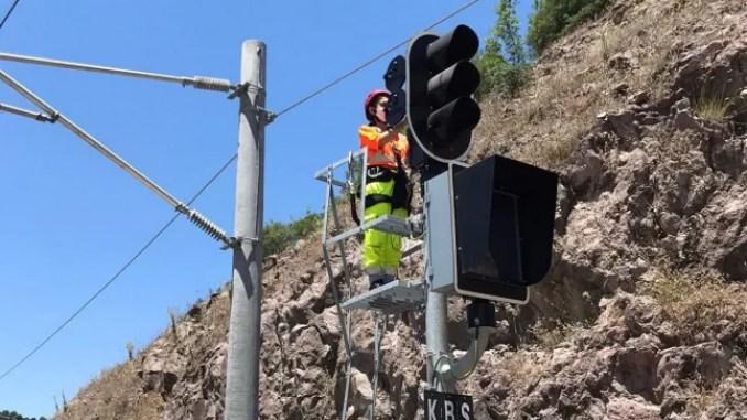 alstom completed the signaling works of eskisehir balikesir railway line