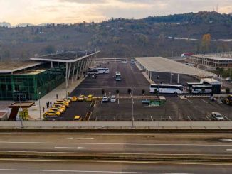 Altinordu intercity bus terminal was put into service