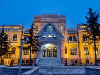 Ankara state painting and sculpture museum is opening to visit again