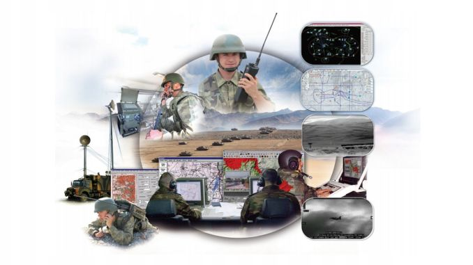 infrastruktur komunikasi baru dari aselsan hingga angkatan bersenjata Turki