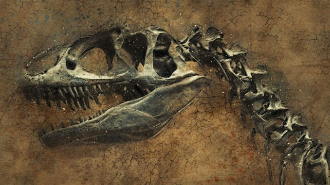 scientists found traces of dinosaurs from million years ago in Tibet