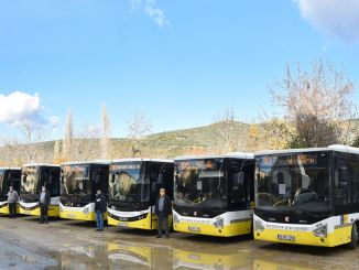 Public transportation vehicles are renewed in Bursa, comfort in transportation increases