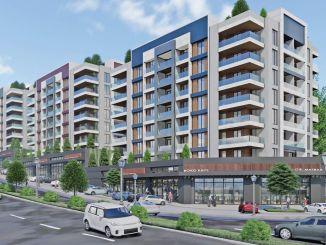 De grote transformatie van Bursa begint in het district yildirim