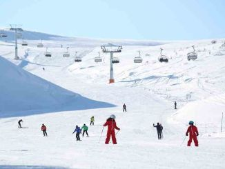 cambasi ski center will enjoy insatiable pleasure this season