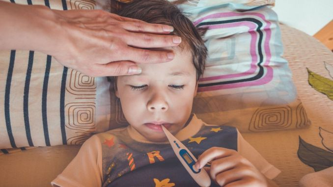 substance you need to know about high fever in children