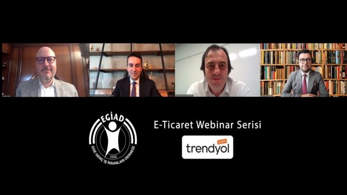 egiad trendyol cooperation is taking place