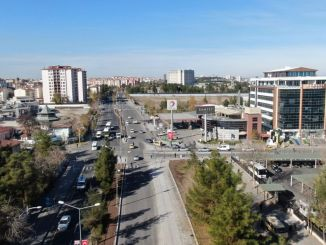 elazig street is in service with its renewed face