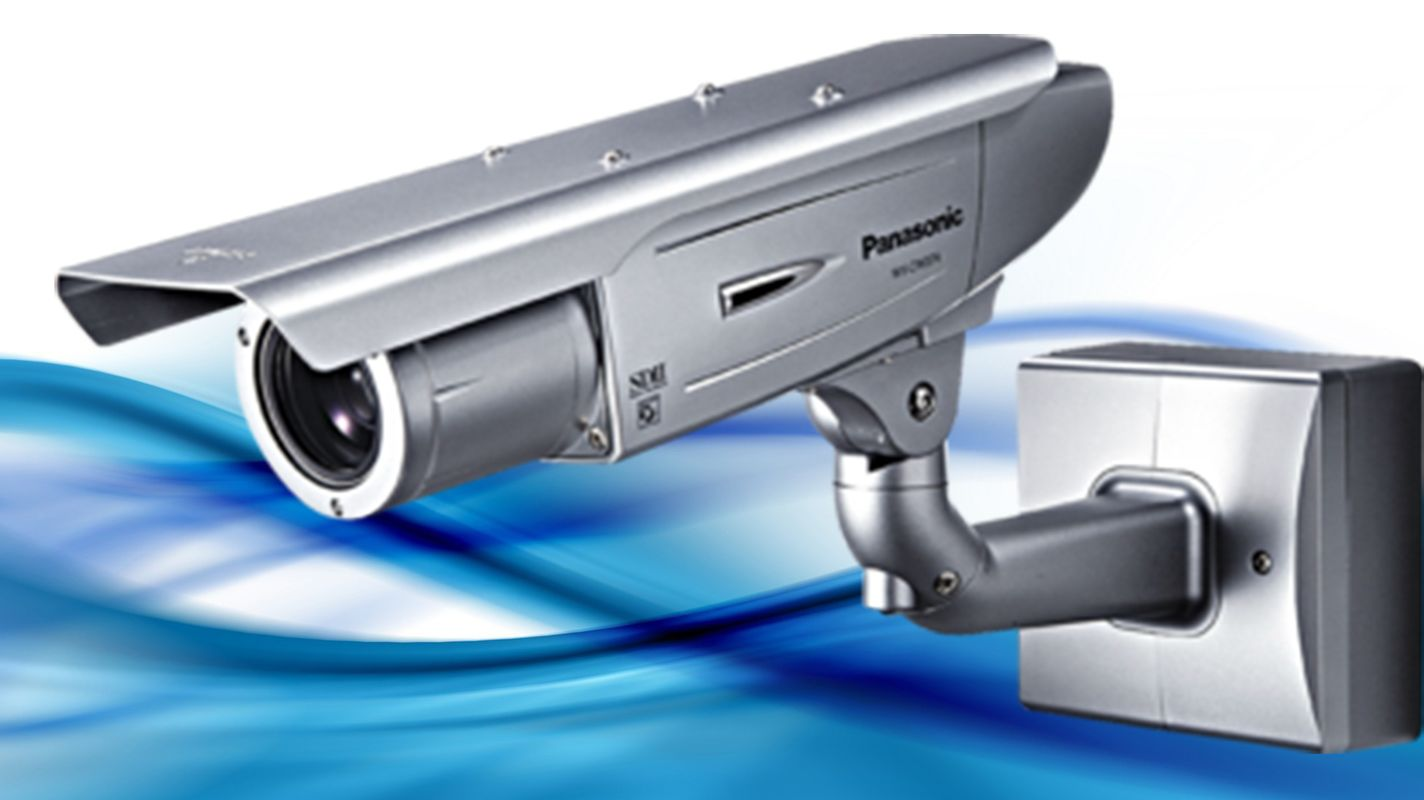 งานติดตั้งระบบกล้องวงจรปิดในสถานีและสถานี