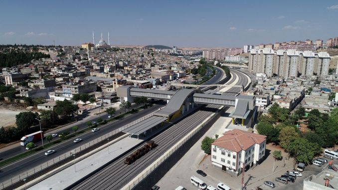 The vehicle to be used in Gaziray line will be delivered until the end