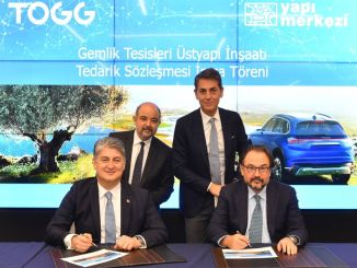 Gemlik Togg will build automobile factory construction center