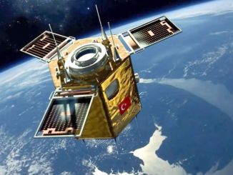 gokturk high resolution ground observation satellite in the south for years