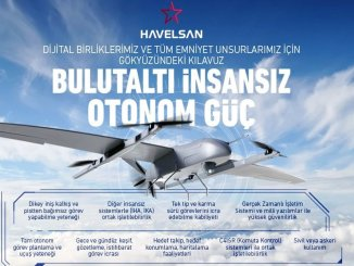 havelsan bulutalti shared the features of autonomous unmanned aerial vehicle