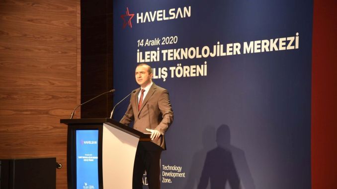 The emergency of the havelsan advanced technologies center was realized