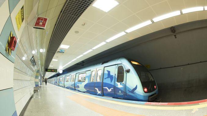 Good news of uninterrupted internet in Istanbul subways
