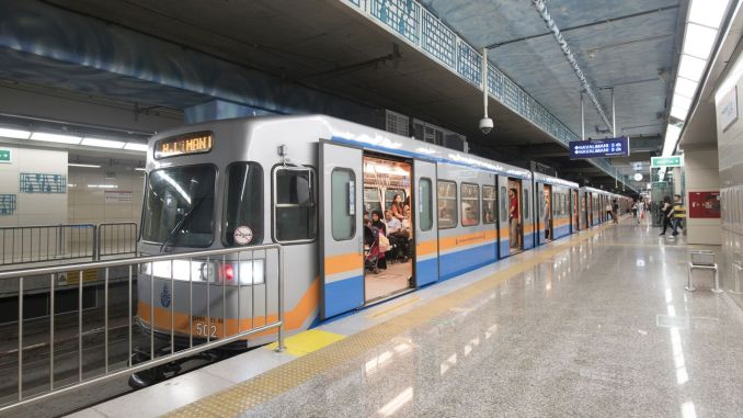 Account code period in public transport in istanbul starts in january