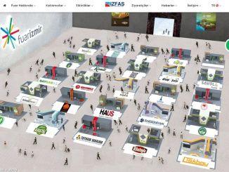 izfas inaugurou suas primeiras feiras virtuais com infraestrutura digital própria