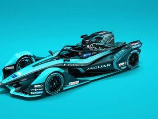 Am introdus noua mașină electrică de curse Jaguar