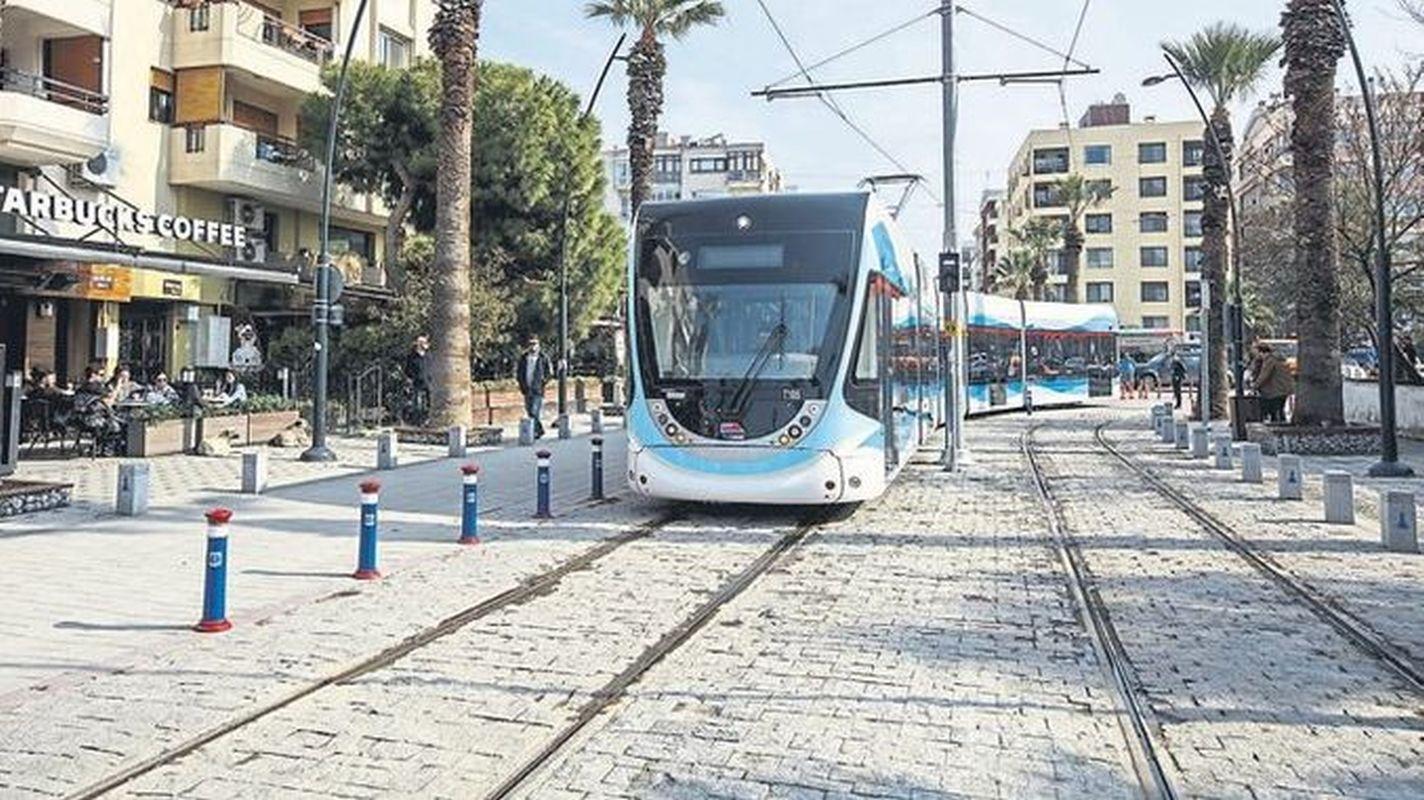 karsiyaka tram