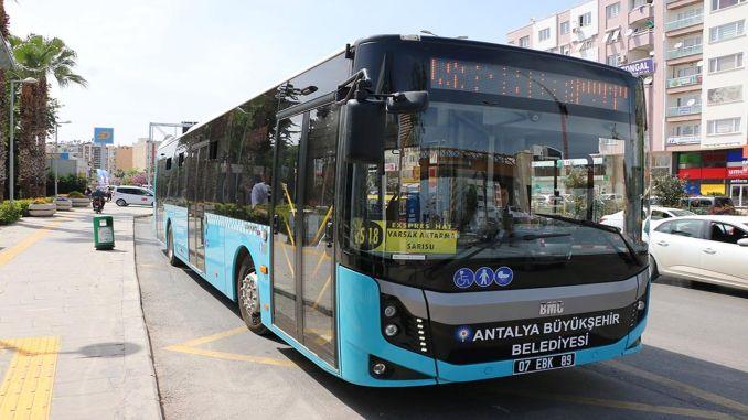 מספר קווי התחבורה הציבורית שיפעלו במגבלות הוגדל ל
