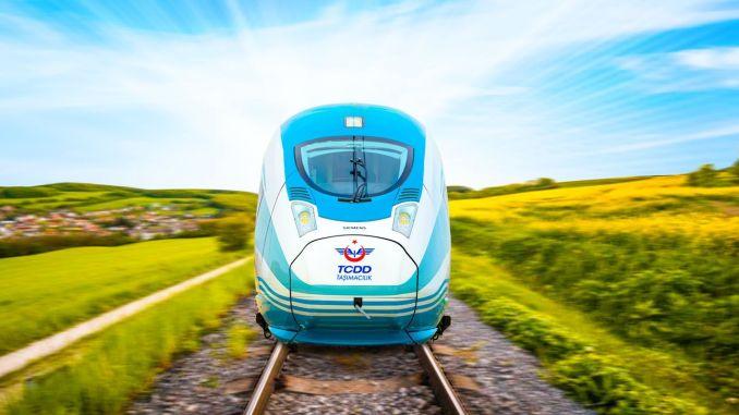 konya karaman high speed train line is opening to business