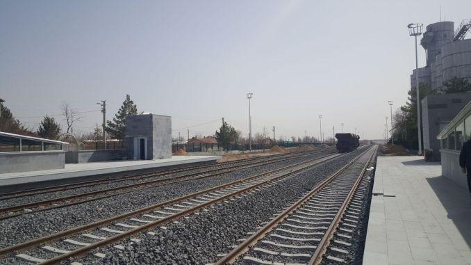 Abschluss unvollständiger Ausschreibungen zwischen den Stationen Konya und Karaman.