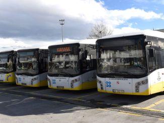 Angkutan khusus penumpang antar usia demi kesehatan masyarakat Konya