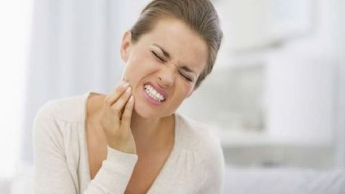 We remove our coronavirus stress from our teeth