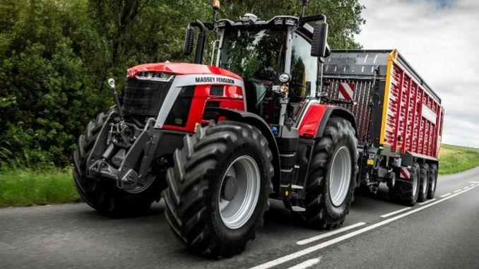 massey fergusona tractor of the year award